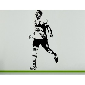 Danny Rose English Football Soccer Player  Wall Art Decal Sticker Picture